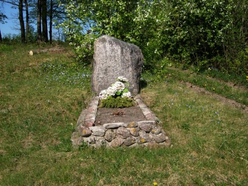 Vokiečių kapas Agurkių kaime