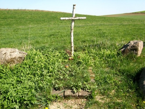Tarybinis kapas Vidugirių kaime